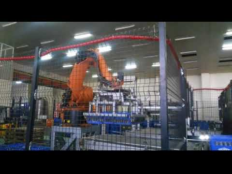 The best robotic industry and high technology