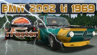 BMW 2002 ti 1969 - United States Grand Prix 1967 [rFactor] [HD+]