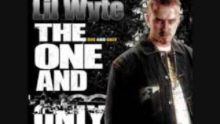 Lil Wyte - Ghostin Chopped and Screwed