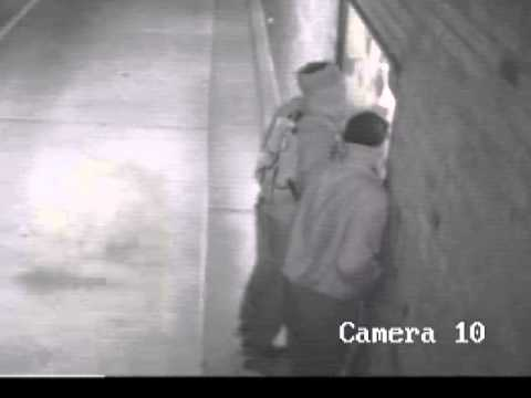 Pharmacy Burglary Suspects