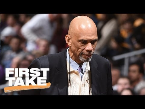 Kareem Abdul Jabbar Calls One-And-Done System A 'Travesty' | First Take | May 16, 2017