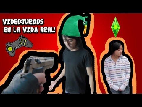 Videojuegos en la vida real (con Vardoc)