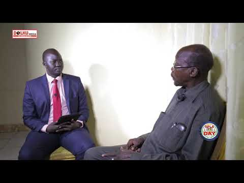 Gen. Bona Bang Dhel on SPLA DAY