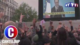 C'est Canteloup - Historique : Hollande à côté de la plaque !