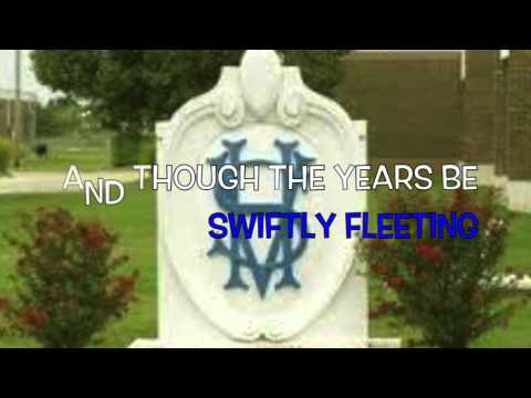 Vinita High School Fight Song Lyric Video