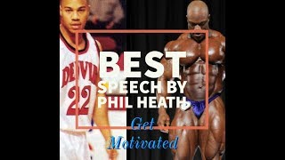 Video Phil  Heath MR OLYMPIA 2017 BEST Motivational Speech with Quotes download MP3, 3GP, MP4, WEBM, AVI, FLV Desember 2017