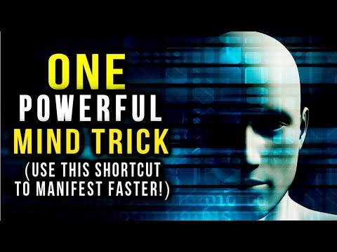 One POWERFUL Advanced LAW OF ATTRACTION TECHNIQUE To Instantly Change A Negative Belief!
