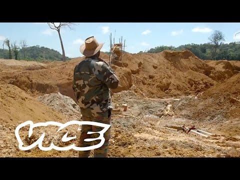 De Gouden Bergen van Suriname