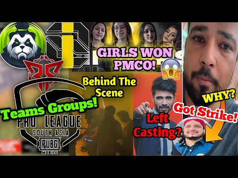 PMPL SA Groups😱   PMPL Shoot BTS   FM Radio Gaming Got Strike Reason?   Milli Shah Account Banned?