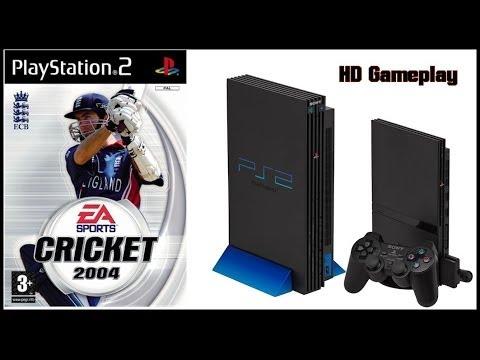 Cricket 2004 (PS2)(2003) Gameplay (HD)