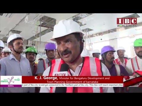 IBC World News_Bengaluru Metro, inspection...
