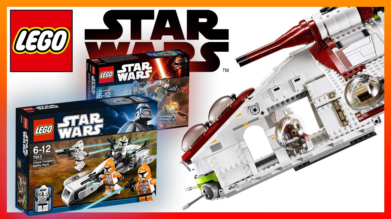EXCLUSIVE: Are LEGO Star Wars Battle Packs DEAD? UCS Gunship News & MORE! 😨