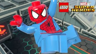 LEGO Marvel Super Heroes - Full Game Walkthrough