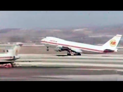 El Aeropuerto de Madrid-Barajas en el año 1978 - Historia del Aeropuerto de Barajas (Madrid)
