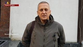 """Активіста """"Кримської солідарності"""" Сервера Мустафаєва вивезли на примусову психіатричну експертизу"""