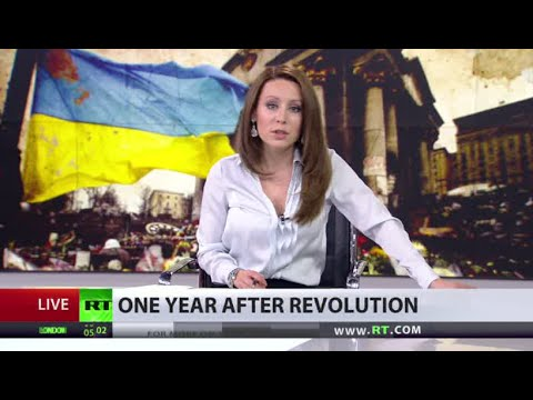 Maidan, 1yr on: Ukraine plagued by violence, striving for stability