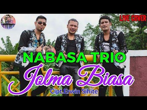 NABASA TRIO|JOLMA BIASA/Cipt.Erwin Sihite|Live Cover