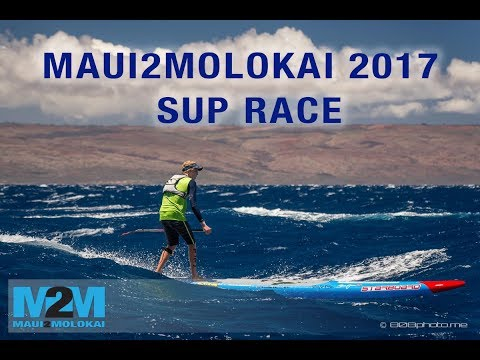 Maui2Molokai SUP Race 2017