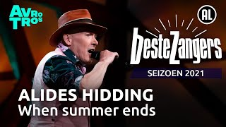 Alides Hidding - When summer ends | Beste Zangers 2021