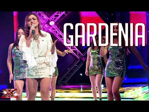 VIDEO: Gardenia Moruno canta 'Paisaje' de Gilda | Factor X Bolivia 2018