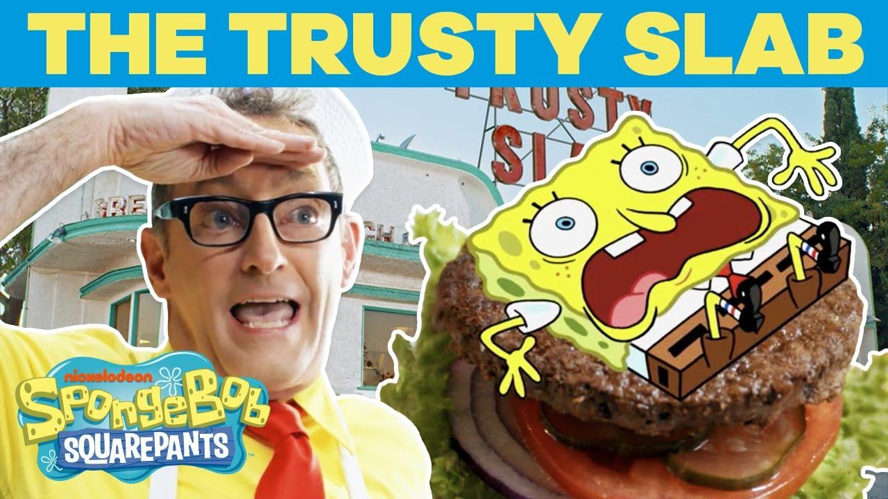Download Trusty Slab 🍔 SPONGEBOB'S BIG BIRTHDAY BLOW OUT 🎉 SpongeBob