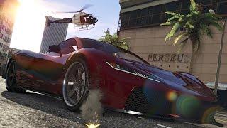 Opening DLC Brudny Szmal 2 w GTA Online