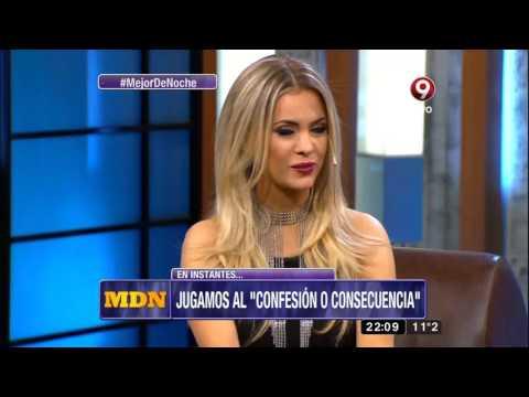 """La confesión más picante de Alejandra Maglietti: """"Miro siempre películas porno"""""""