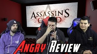 Assassin's Creed Angry Movie Review