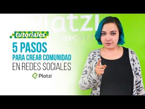 Cómo crear comunidades en redes sociales