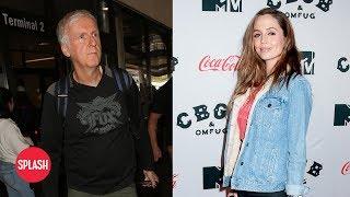 connectYoutube - James Cameron Responds to Eliza Dushku's Claims   Daily Celebrity News   Splash TV