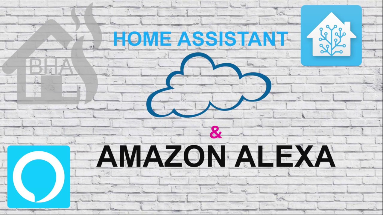 Home Assistant Cloud and Amazon Alexa!!