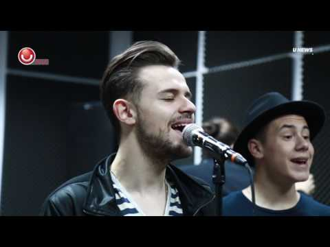 UNews: Maxim la Eurovision @Utv 2017