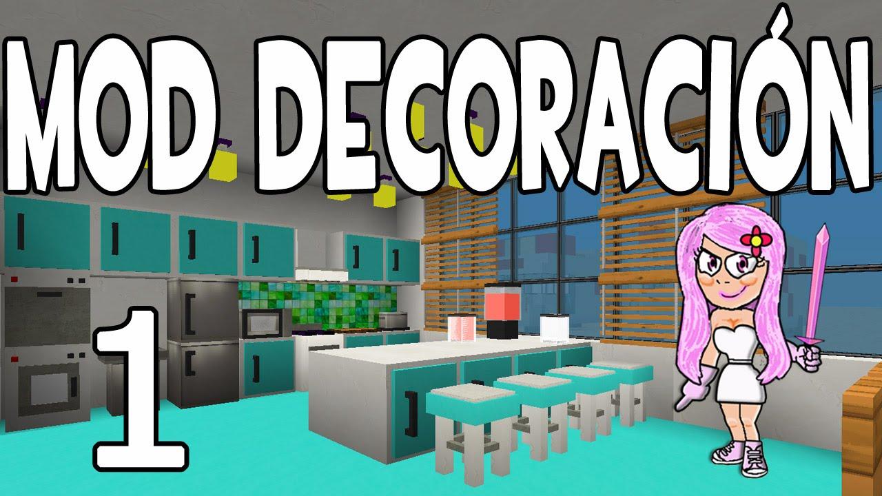 Mod de decoraci n para minecraft mrcrayfish furniture mod for Furniture mod 1 10 2