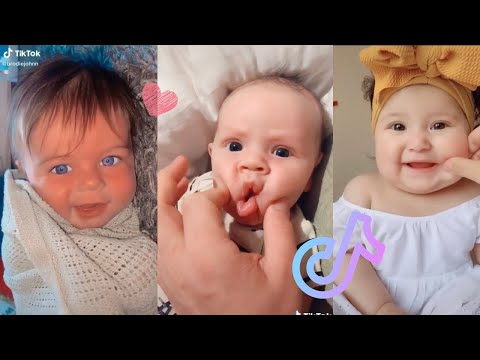 Ultimate TikTok Cutest Babies Compilation   Gives you Baby Fever 💕💕💕💕 PT. 4