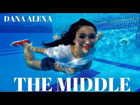 The Middle -Zedd DANCE VIDEO | Dana Alexa