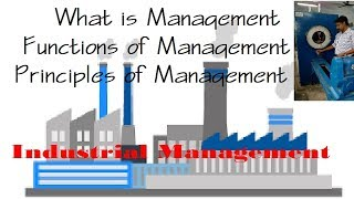 What is Management -  Functions and Principles of Management |…