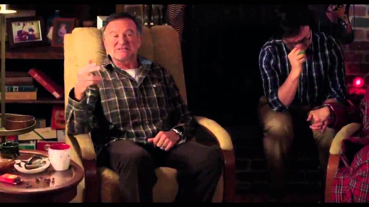A Merry Friggin Christmas Trailer.A Merry Friggin Christmas Trailer Hd Robin Williams Joel Mchale