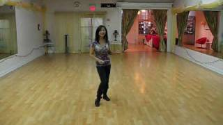 SUGAR, SUGAR - Line Dance (Dance & Walk Through)