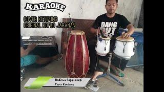 Download Lagu Dangdut ORIGINAL KOPLO JARANAN   KARAOKE COVER KENDANG HADIRMU BAGAI MIMPI mp3