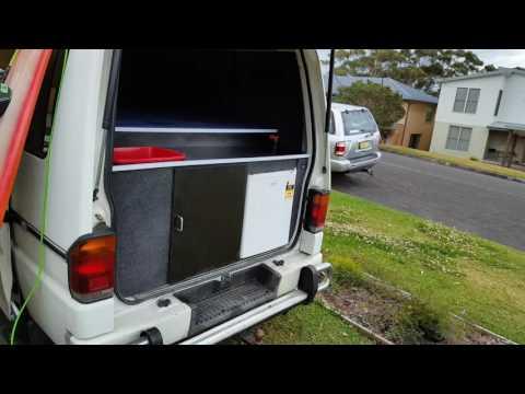 Campervan Australia. For sale $4990au Sydney and Port Macquarie