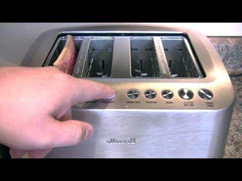 Breville Die-Cast 4-Slice Smart Toaster Review