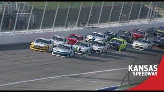 Brandon Jones denies Austin Cindric at Kansas Speedway in NASCAR Overtime finish   NASCAR