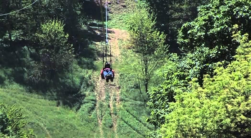 bakony megazipline sobri j243ska kalandpark kislőd youtube