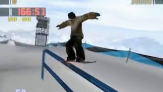 ESPN Winter X-Games Snowboarding 2002 (PS2 Gameplay)