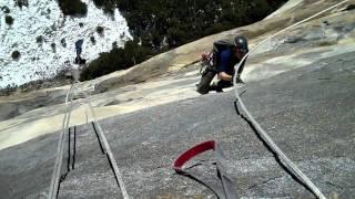 Zenyatta Mondatta, El Capitan - Winter Ascent