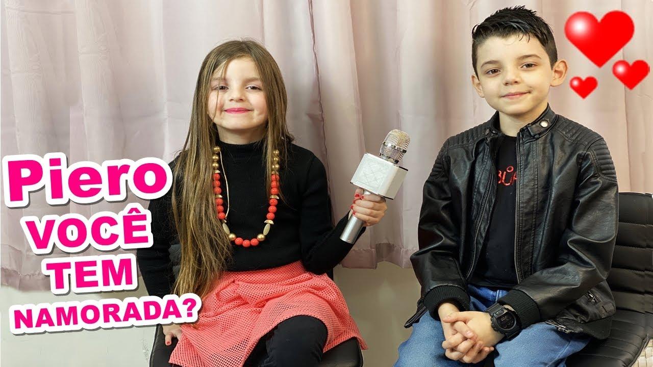 Entrevista Com Meu Irmão PIERO START