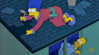 Marge son las 3 de la mañana - Frases Homero & Cia