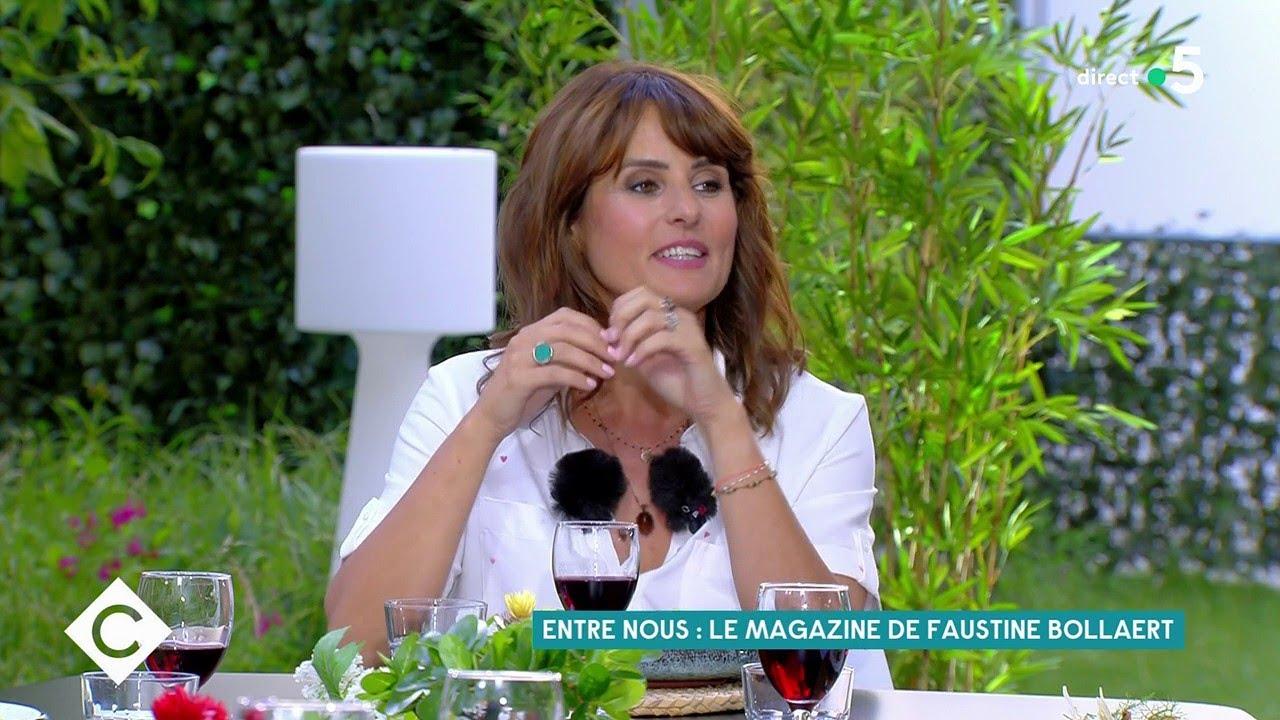 Faustine Bollaert, enfant de la télé ! - C à Vous - 18/06/2021
