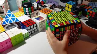 Обзор моей коллекции головоломок