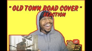 Lil Nas X - Old Town Road [COVER ft. Kwesta, Elandré & Refentse] | (THATFIRE LA) Reaction